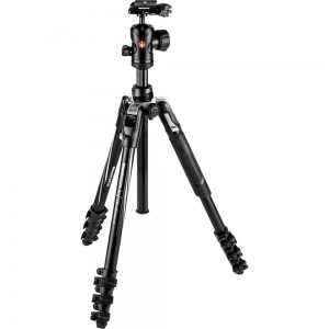 Statyw Manfrotto Befree MKBFRLA4BK-BH LEVER