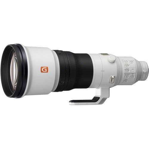 Sony FE 600mm f/4 GM OSS