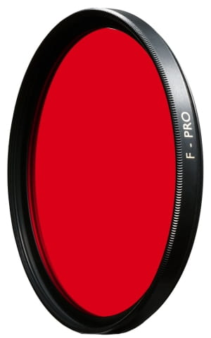 Filtr B+W 39mm 090 LIGHT RED MRC