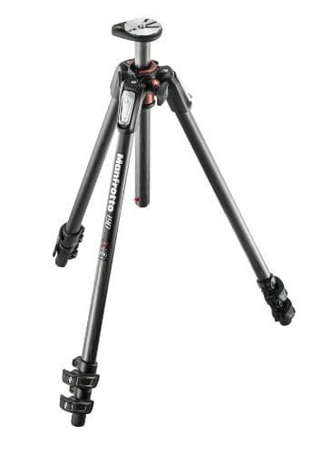 Manfrotto MT190CXPRO3 Statyw Mini Pro Carbon