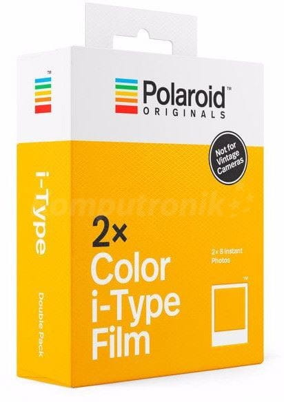 Polaroid i-Type kolor wkłady 2-pack